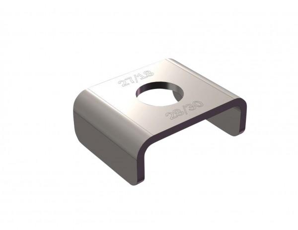Sicherungsklammern CLIC M 8 CONEL für Profil 27/18 und 28/30