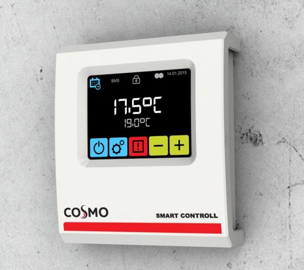 COSMO SMART CONTROL Steuerpanel für AP-Montage, Schutzart IP20