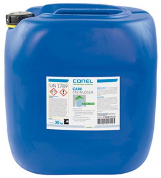 CARE Steinlöser 30 kg Kanister Konzentrat salzsäurehalt. CONEL