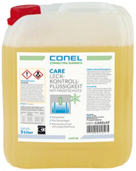 CARE Leck-Kontrollflüssigkeit 5 Ltr Kanister f.Flüssigkeitskontrollgl. CONEL