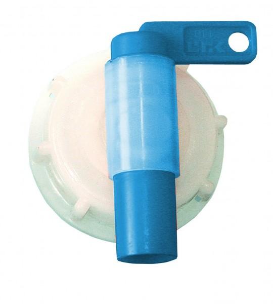 CARE Abfüllschraubverschluss f.25-Liter- Kanister mit Hahn CONEL
