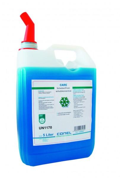 CARE Auto-Scheibenklar 5 Liter Kanister Konzentrat m.Frostschutz -30C CONEL