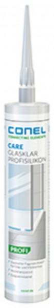 CARE Profi-Silikon glasklar CONEL