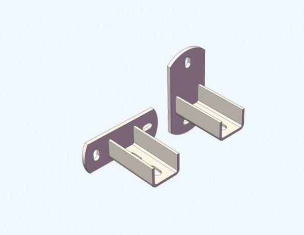 Sattelflansch CLIC Typ 1 38/40 CONEL