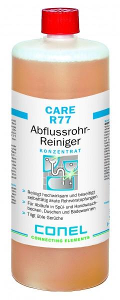 CARE Abflussrohr-Reiniger 1 Liter Flasche CONEL