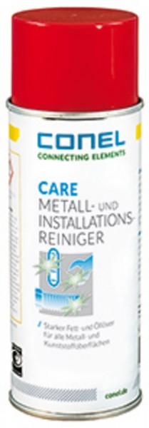 CARE K 35 Metall-/Install.reiniger 400ml Spraydose entfettet und reinigt CONEL