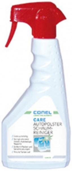 CARE Autopolster-Schaumreiniger 500ml Handsprayflasche mit Citrusduft CONEL