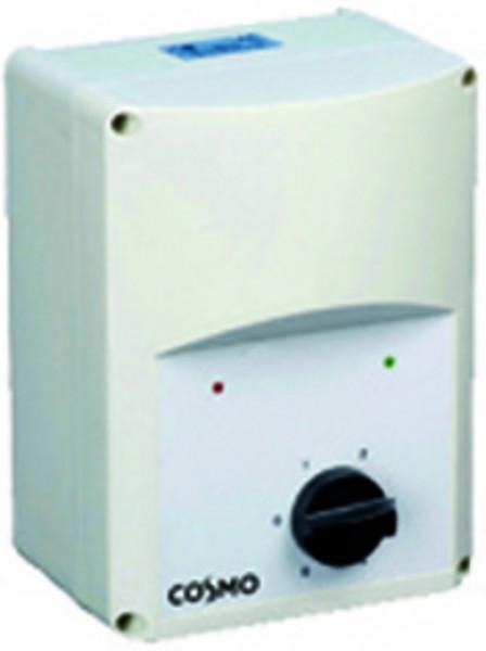 Drehzahlsteller VENT TDZS 1,5A 5-stufig 230V/50Hz m.Motorschutz COSMO