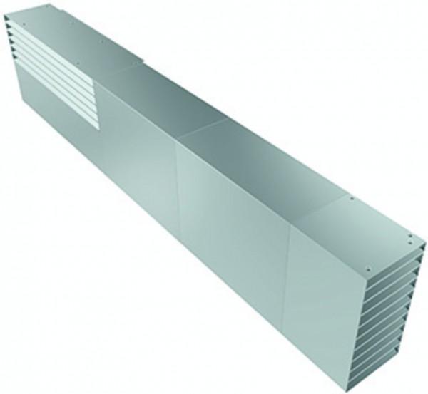 Verz.Erweiterungskanal Kombigitt. 600mm Wandmontage z.COSMO-Plus 1200