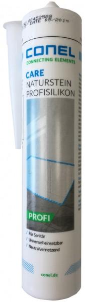 CARE Natursteinsilikon transparent