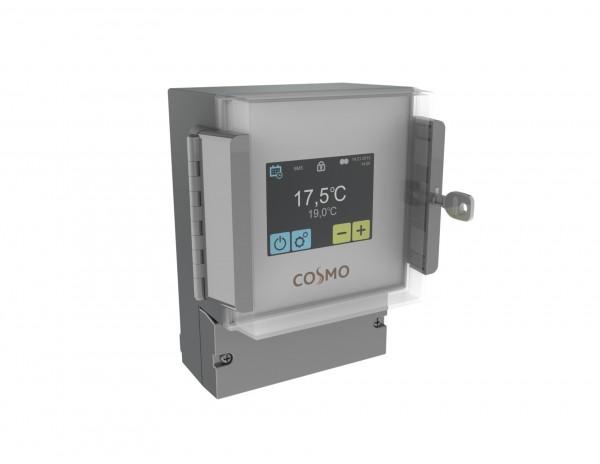 COSMO SMART CONTROL Steuerpanel für AP-Montage, Schutzart IP65 + Ext.F.