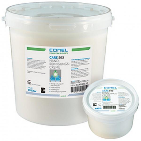 CARE Hand-Reinigungscreme 10 Liter Eimer hautschonend und -pflegend CONEL