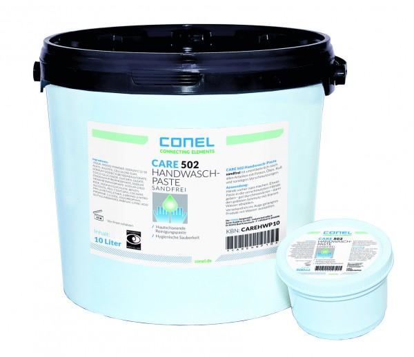 CARE 502 Hand-Waschpaste 500ml Dose Reibekörper sandfrei CONEL