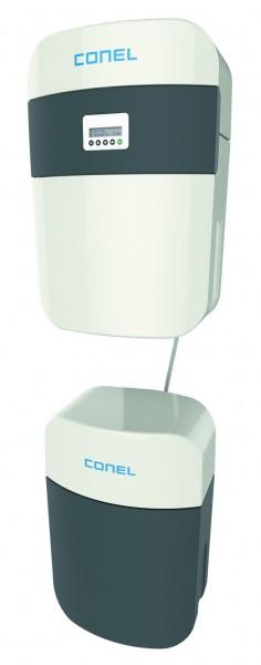 Enthärtungsanlage CLEAR SOFT TWIN CONEL CONEL vollautomatisch
