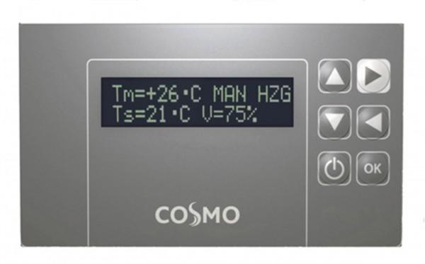 Regelung LHfamilie LCD digital modulierend,Wochenprogr. COSMO