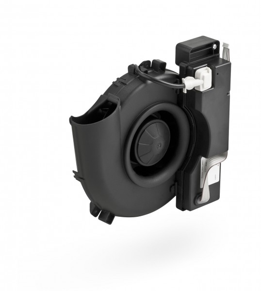 Ventilatoreinsatz COSMO EL-ECN m.Blende EC-Motor, m.Nachlauf u.Intervall