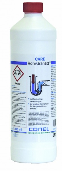 CARE RohrGranate CONEL 1000 ml (Rohrreiniger)