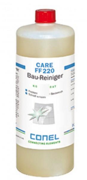 CARE FF 220 Baureiniger Konzentrat 1 Ltr mit Wasser verdünnbar CONEL