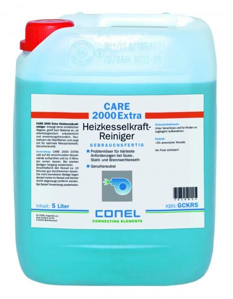 CARE 2000 Heizk.-Kraftreiniger EXTRA 5 L Kanister gebrauchsfertig CONEL