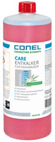 CARE TW Entkalker-Konzentrat 1 Liter Flasche salzsäurefrei f.Trinkwass. CONEL