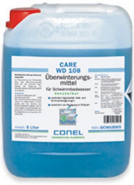 CARE WD 108 Clearwater Überwinterung 1 L Flasche Konzentrat CONEL