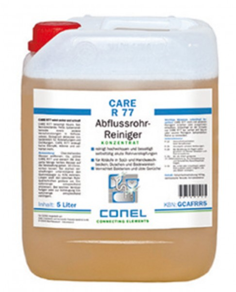 CARE Abflussrohr-Reiniger 5 Liter Kanister CONEL