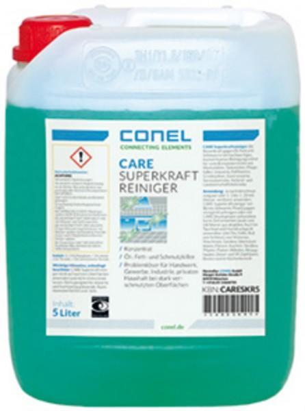 CARE Superkraftreiniger 5 Liter Kanister Konzentrat CONEL