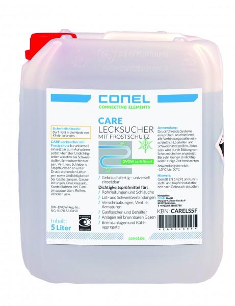 CARE Lecksucher 5 Liter Kanister m.Frostschutz bis -15 Gr. CONEL