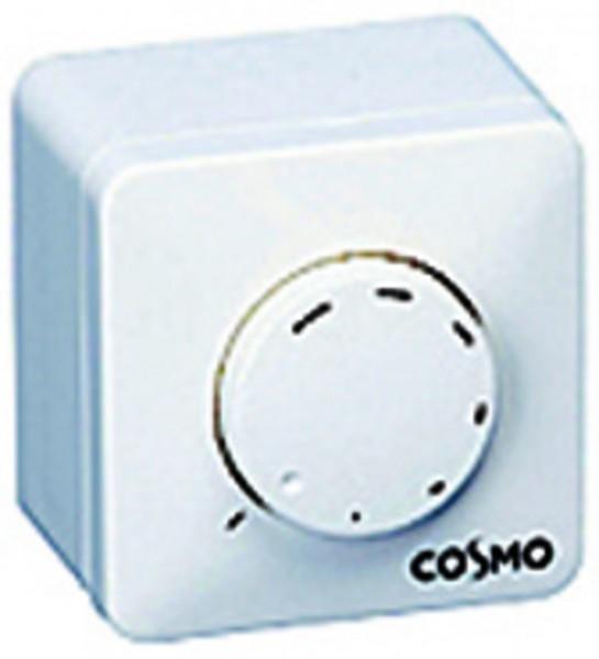 Drehzahlsteller VENT DZS kompl.f.AP-u.UP-Montage (max.1,5A) COSMO