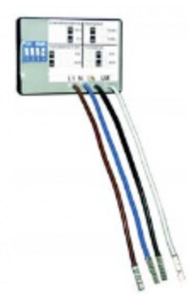 Programmierbarer Zeitnachlauf COSMO für Abluftventilator AL