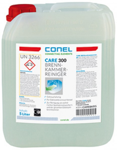 CARE 300 Brennkammerreiniger 5 Liter gebrauchsfertig CONEL