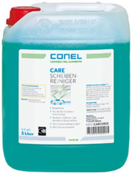 CARE S Auto-Scheibenreiniger 1 Liter Flasche Konzentrat 1:5 bis 1:20 CONEL