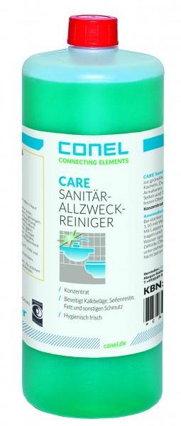 CARE Sanitärreiniger 1 Liter CONEL