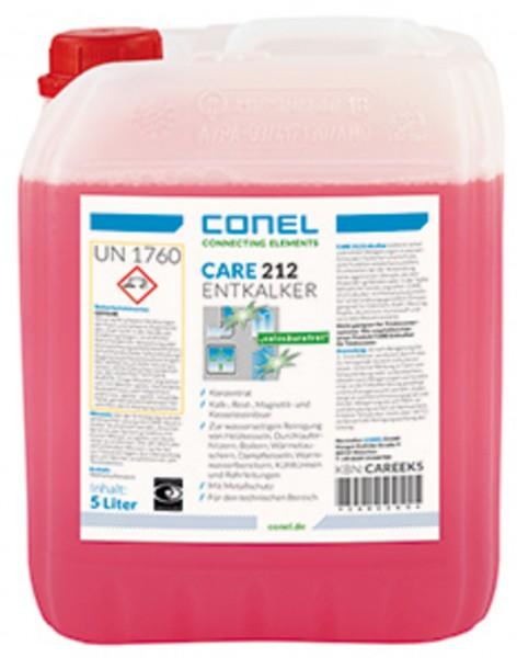 CARE 212 Entkalker-Konzentrat 25 Liter Kanister salzsäurefrei CONEL