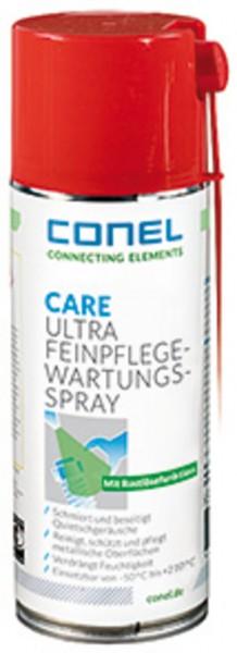 CARE Ultra Feinpflege-Wartungsspray 400ml Spraydose von -50 bis 100 Gr.CONEL