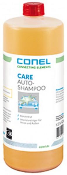CARE Auto-Shampoo Konzentrat 1 Liter mit Wasser verdünnbar CONEL