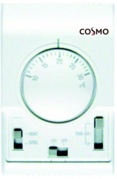 Aufputz 3-Stufen-Schalter f.Türschleier COSMO Duo/Mono